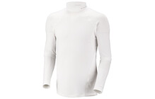 Columbia Men&#039;s Baselayer Midweight Mock Neck LS Top white